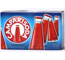 CAMPARI SODA 10 PIECES