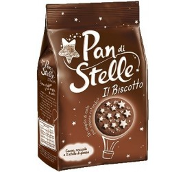 BISCUITS PAN DI STELLE 350GR