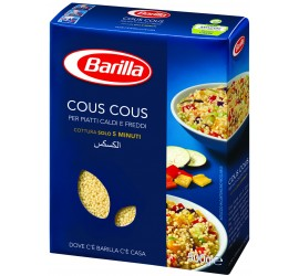 COUS COUS BARILLA 500 GR