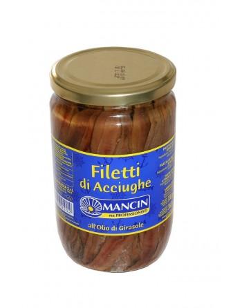 FILETS D'ANCHOIS BOITE DE...