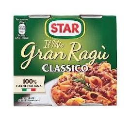 RAGU' STAR CLASSICO CONF.2PZ