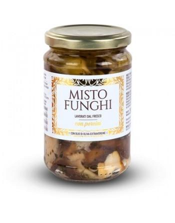 MISTO FUNGHI CON PORCINI...
