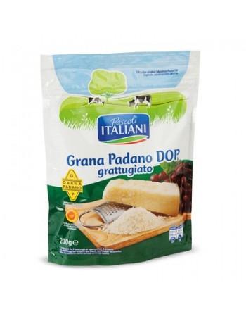 GRANA PADANO DOP RAPE 200 gr