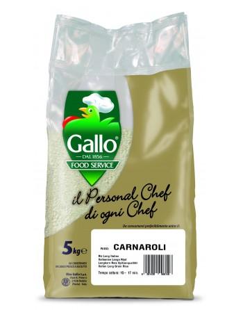 RISO CARNAROLI GALLO 5 KG