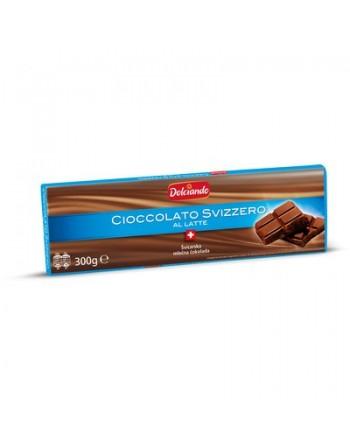 CHOCOLAT SUISSE AU LAIT 300...