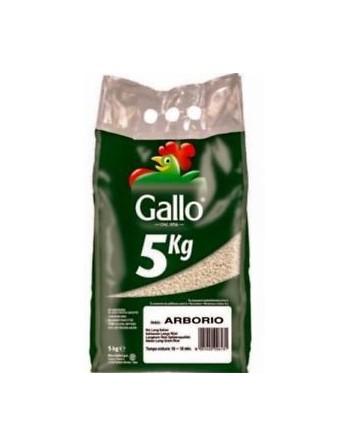 RIZ ARBORIO GALLO 5 KG