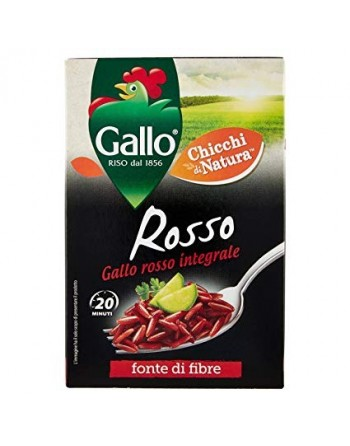 RISO ROSSO GALLO INTEGRALE...