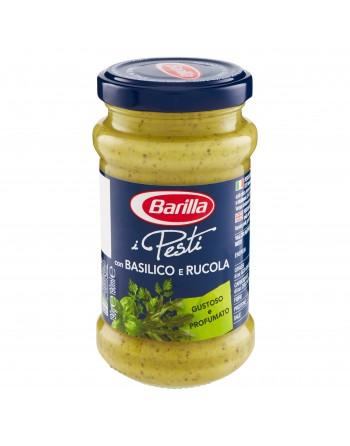 BARILLA PESTO BASILIC ET...