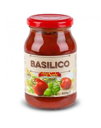 SUGO AL BASILICO 400 GR