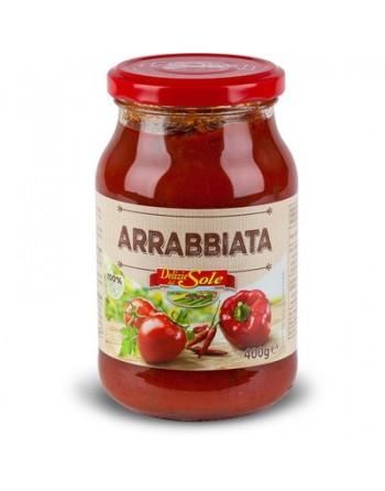 SAUCE ARRABBIATA 400 GR