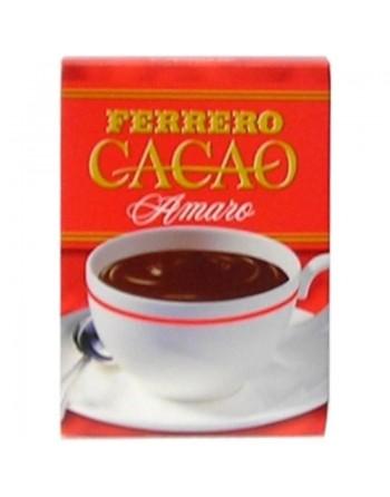 FERRERO CACAO AMARO GR 75
