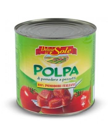 PULPE DE TOMATE PETITS...
