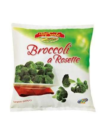 BROCOLI 600 GR SURGELES