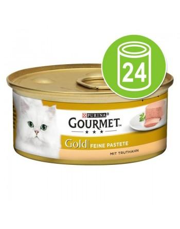 Gourmet Gold Mousse 24 x 85 gr