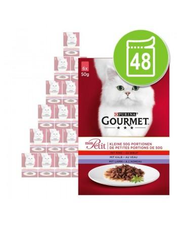 Gourmet Mon Petit 48 x 50 gr