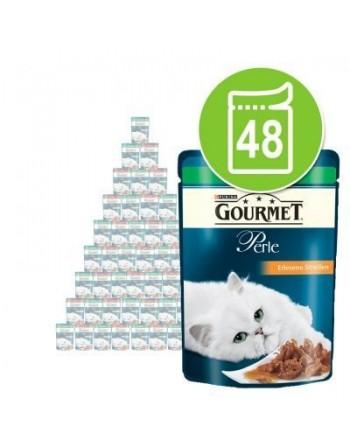 GOURMET PERLES 48 x 85 gr