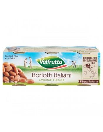 HARICOTS BORLOTTI VALFRUTTA...