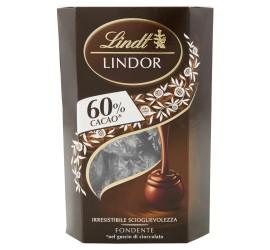 LINDT LINDOR 60% CACAO 200 g