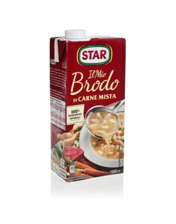 BRODO STAR CARNE MISTA 1 LT