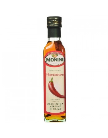 HUIL AU PIMENT MONINI 250ML