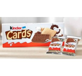 KINDER CARDS 5PZ