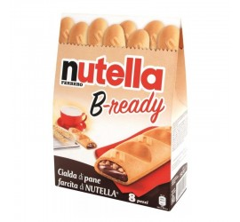 NUTELLA B-READY T6 6 PIECES