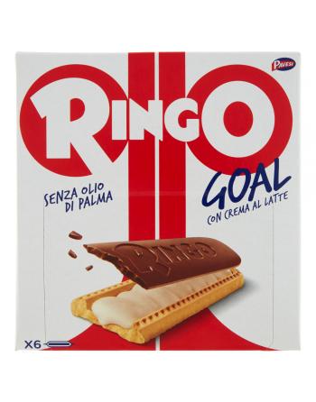 Pavesi Ringo Goal con Crema...