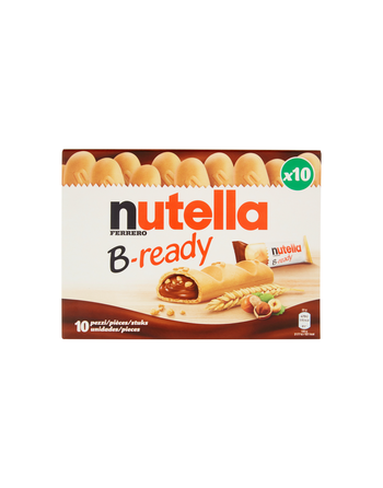 NUTELLA B-READY 10 PZ