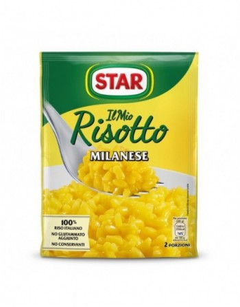 STAR RISOTTO MILANESE 175 GR