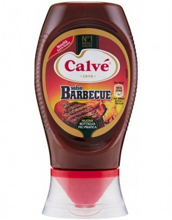 SALSA CALVE' BARBECUE 250 ML