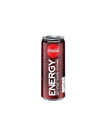 ENERGY DRINK COCA COLA