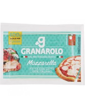MOZZARELLA PER PIZZA 400 GR...