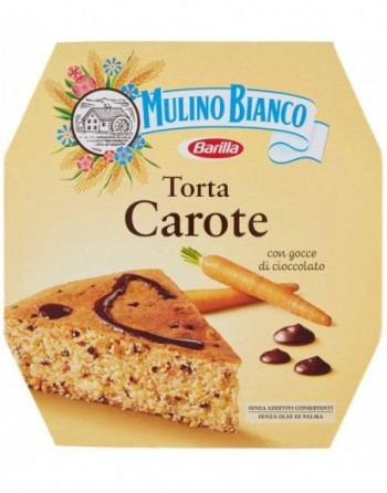 MULINO BIANCO TORTA CAROTE...