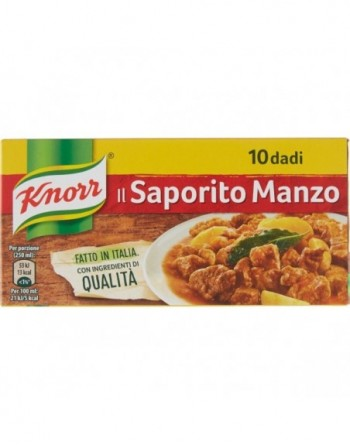 DADO KNORR SAPORITO AL MANZO