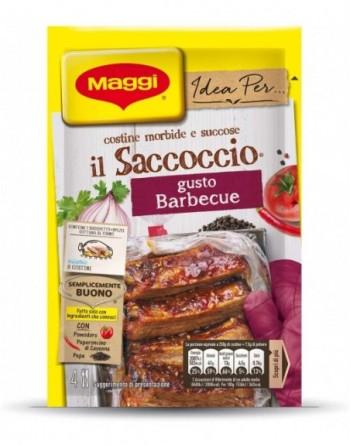 SACCOCCIO MAGGI CON SALSA...