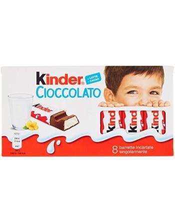 KINDER CIOCCOLATO T08