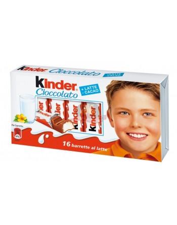 KINDER CIOCCOLATO T16
