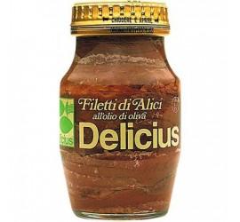 FILETS D'ANCHOIS DELICIUS...