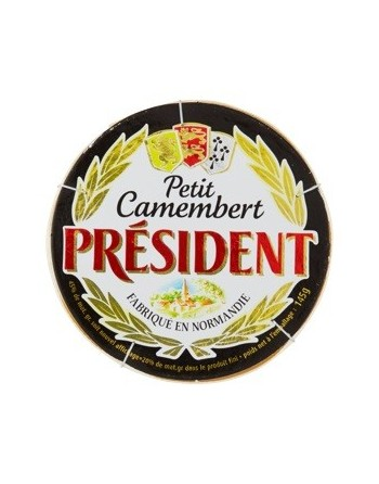 Président Petit Camembert...
