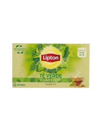 Lipton tè verde classico 25...