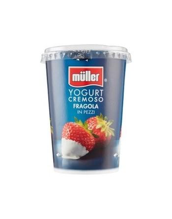 Müller yogurt cremoso...