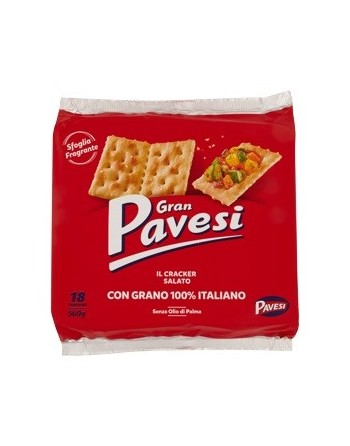 Gran pavesi il cracker...
