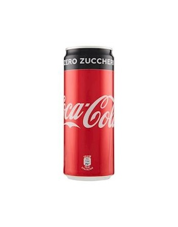 Coca-Cola Zero Zuccheri...