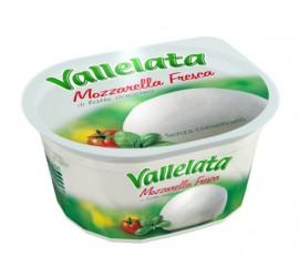 MOZZARELLA FRESCA VALLELATA...