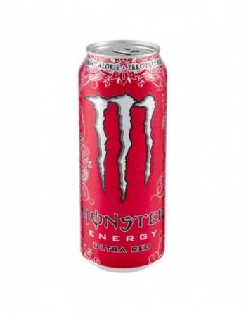MONSTER ULTRA RED 500 ML