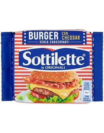 SOTTILETTE BURGER 185 GR