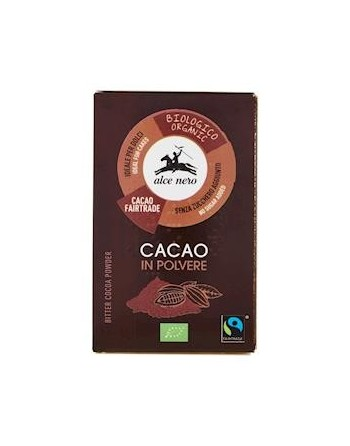alce nero Cacao in Polvere...