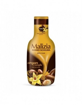 Malizia Bagnoschiuma Argan...