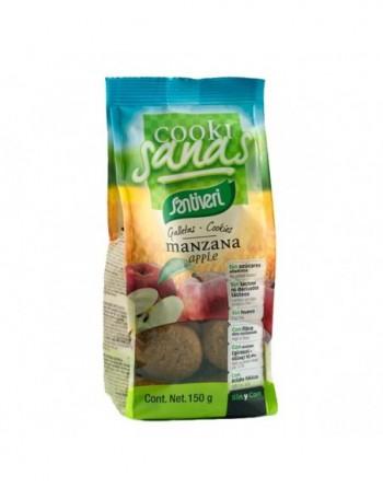 Cookisanas Pomme Sans Sucre