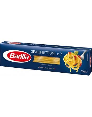 PASTA BARIILA SPAGHETTONI...